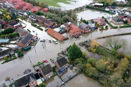 BREAKING UK weather: More than 800 homes hit by flooding as villages brace for more rain