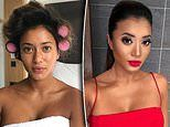 Love Island's Kaz Crossley's top make-up hacks including using peppermint oil to plump lips