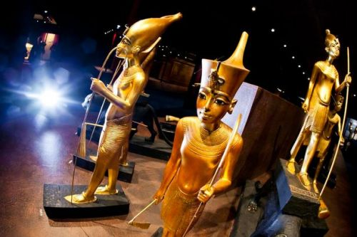 Tutankhamun's Priceless Treasures are coming to London and here's how you can see them