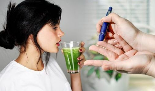 Type 2 diabetes: The green juice proven to regulate blood sugar levels
