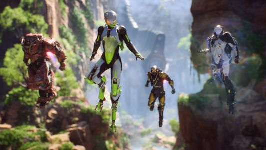Anthem review - nothing to sing about