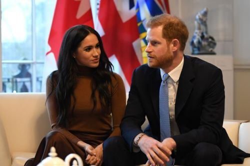 Harry And Meghan Are 'No Longer To Use' HRH Titles