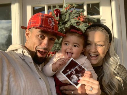 Ashley Banjo reveals 'surprise' baby on the way 10 months after wife gave birth to first child