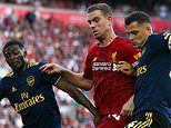 JAMIE REDKNAPP: You can count on captain Jordan Henderson at Liverpool