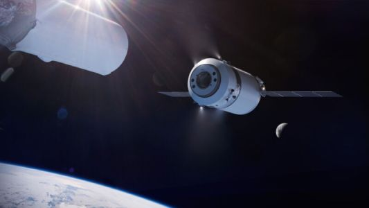 NASA selects SpaceX to deliver cargo to lunar orbit in the 2020s