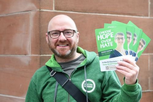 Scottish Greens aiming for record number of MSPs at 2021 Holyrood election