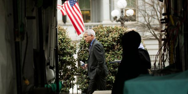Dr. Fauci says the coronavirus is 'shining a bright light' on 'unacceptable' health disparities for African Americans