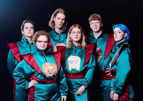 Iceland Eurovision Stars Daði Og Gagnamagnið Unable To Perform After Band Member Contracts Covid