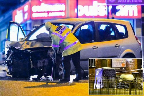 Birmingham crash: Woman, 28, hit and killed by speeding car involved in police chase
