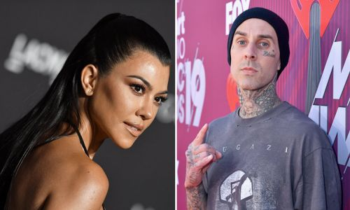 Are these photos proof Kourtney Kardashian and Travis Barker are dating?