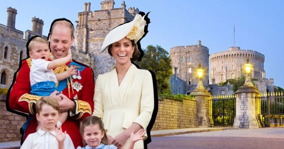 William and Kate could be moving to Windsor Castle