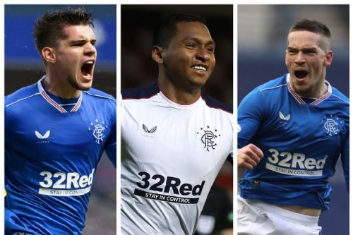 Rangers players have stepped up form at different times for Steven Gerrard
