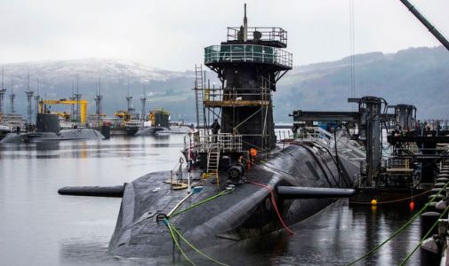 US defence officials reveal UK's Trident replacement plan
