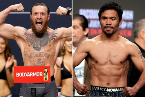 Manny Pacquiao calls out Conor McGregor for blockbuster boxing fight after UFC return vs Cowboy Cerrone