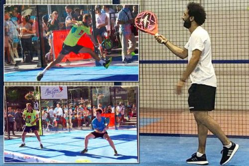 What is Padel? The world's fastest growing sport that even Mohamed Salah is playing