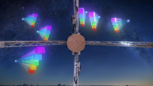 Intergalactic Pulses Solve Mystery of Universe's Missing Matter
