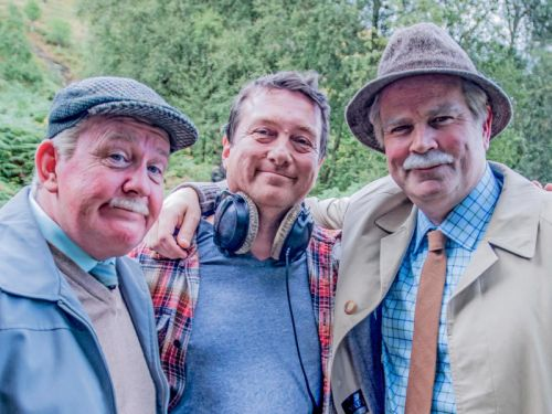 Still Game favourites to get 'outstanding contribution' honour at Scottish BAFTAs
