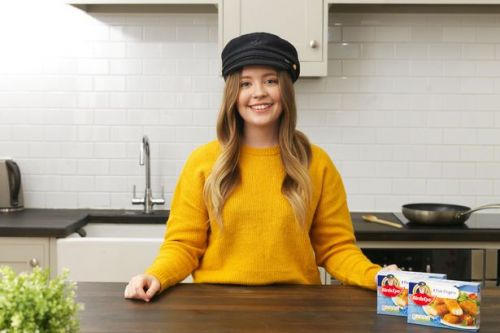 First ever female Captain Birdseye explains how to feed whole family for £10