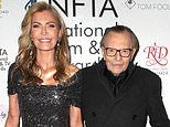 Larry King, 85, files for divorce from SEVENTH wife Shawn King after 22 years of marriage