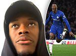 Chelsea star Callum Hudson-Odoi opens up on his coronavirus scare