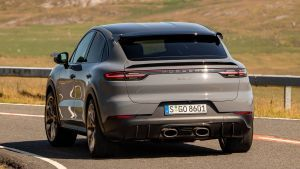 New Porsche Cayenne Coupe Turbo GT 2021 review