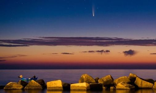 Comet NEOWISE: How to see comet flyby over UK skies - 'Once-in-a-lifetime close approach'