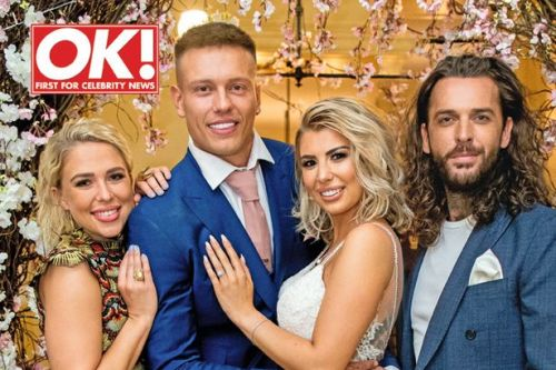 Olivia Buckland and Alex Bowen wedding - Love Island stars share first pictures from 'overwhelmingly perfect' celebrity-packed nuptials