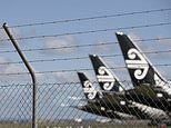 Air New Zealand lays off nearly 400 pilots as the airline struggles with coronavirus