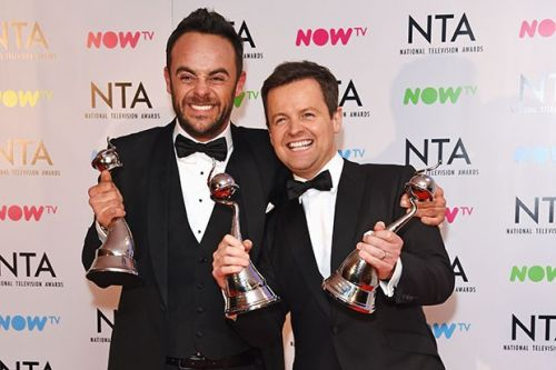 Ant and Dec smash Guinness World Record with 18th NTAs win