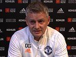 Ole Gunnar Solskjaer 'couldn't believe' five subs rule in the Premier League was scrapped