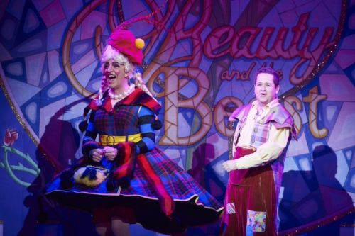 REVIEW: Beauty and the Beast panto hits the right note at Eden Court