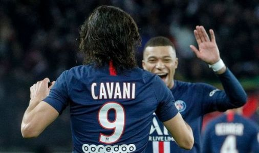 Kylian Mbappe fires strong warning to Man Utd new signing Edinson Cavani ahead of PSG game