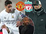 Raphael Varane would be 'a fantastic piece of business' for Liverpool, says club legend John Barnes