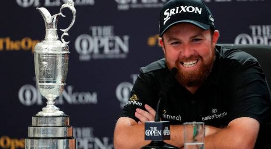 As it happened: Shane Lowry dedicates Open Championship win to Royal Portrush fans and spectators