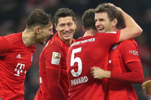 Bundesliga fixtures on TV this weekend - full list of games, UK times, channels and live stream