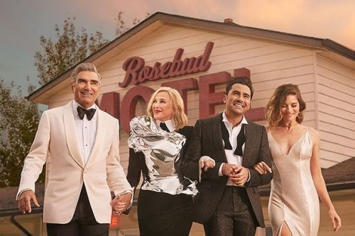 Schitt's Creek fans can now visit a real-life version of the Rosebud Motel