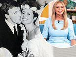 Carol Vorderman looks almost unrecognisable as she shares throwback wedding photo aged 24