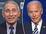 Dr. Anthony Fauci accepts Joe Biden's offer to be chief medical adviser