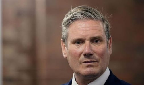 Oh dear, Keir! Starmer CRISIS as dreary Labour poll results spark panic