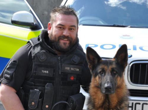 """""""He was our brother in blue and a dear friend to all who worked with him. To use his own words """"a true legend."""""""