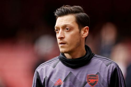 Arsenal and Mesut Ozil reach agreement in principle to terminate his contract