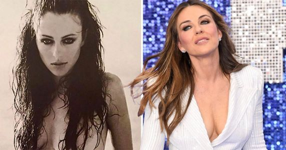 Liz Hurley's latest sexy throwback picture is conclusive proof that she is never, ever going to age