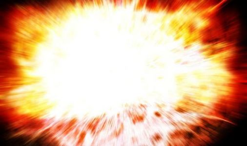 Astronomy shock: Scientists witness largest explosion since the Big Bang