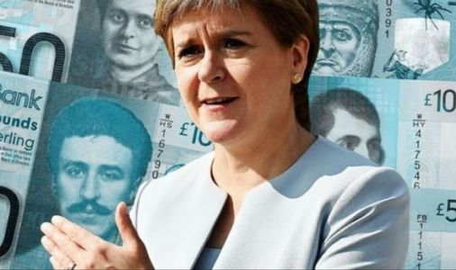 SNP running out of cash! Sturgeon under pressure over 'substantial' finance black hole