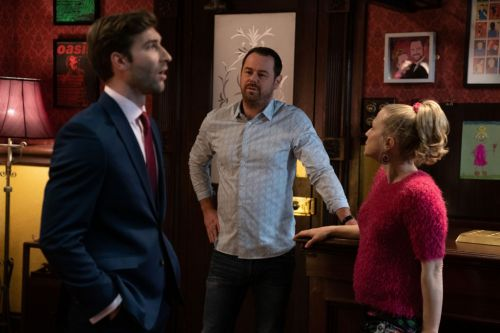 EastEnders spoilers: End of an era as Mick and Linda Carter prepare Vic exit