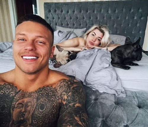 Love Island's Olivia Buckland on how the villa helped her adjust to lockdown with husband Alex Bowen
