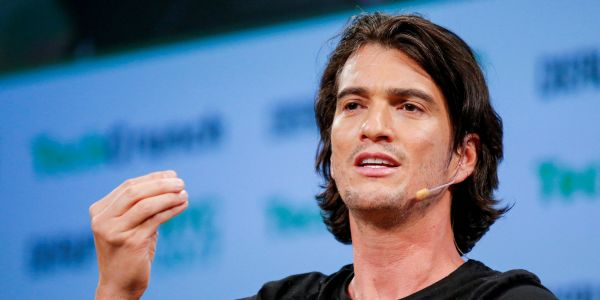 'Thank you, WeWork' - 2 of the coworking startup's biggest rivals are cashing in after its public meltdown