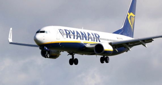 RAF jets scrambled as Ryanair flight makes emergency landing at Stansted following 'security alert'