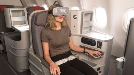 Iberia trials new in-flight virtual reality content