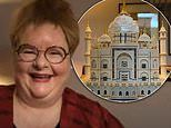 Comedian Magda Szubanski reveals she makes Lego buildings to cope with Melbourne stage four lockdown